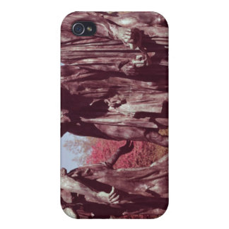 The Burghers of Calais iPhone 4/4S Cover
