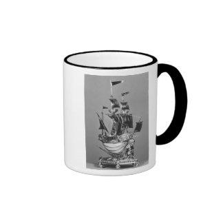 The Burghley Nef Ringer Coffee Mug