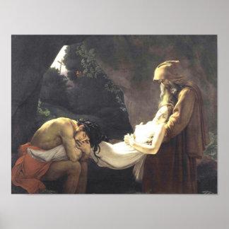 The Burial of Atala Print