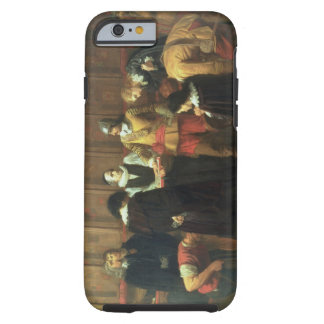 The Burial of Charles I (1600-49) at St. George's Tough iPhone 6 Case