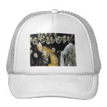 'The Burial of the Count of Orgaz' Mesh Hat