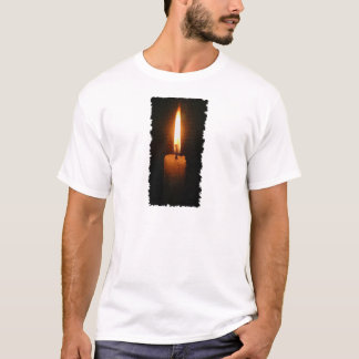 The burning candle T-Shirt