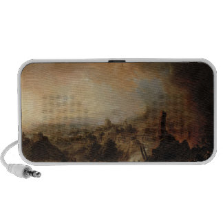 The Burning of Moscow in 1812, 1854 iPod Speaker