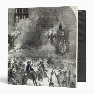 The burning of Old St. Paul's, 1666 Binder