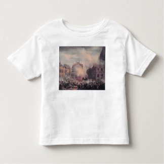 The Burning of the Chateau d'Eau Toddler T-shirt