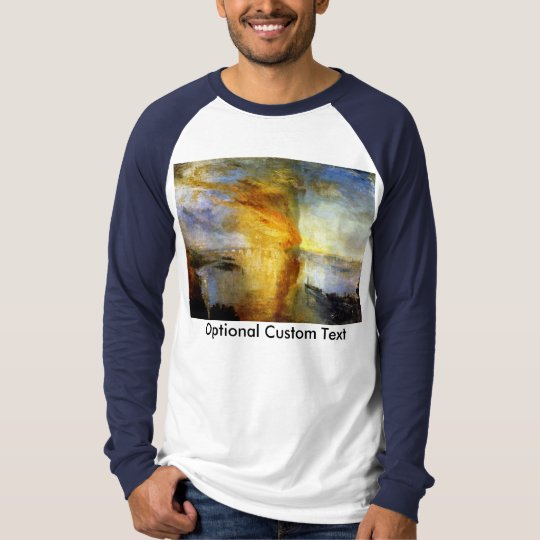 The Burning of the Houses of Lords and Commons T-Shirt