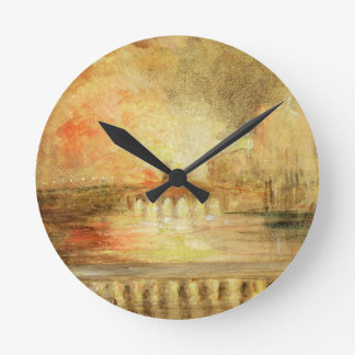 The Burning of the Houses of Parliament, previousl Round Clock