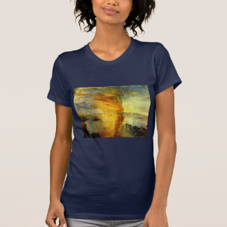 The Burning Of The Houses Of Parliament, The Burn Shirt