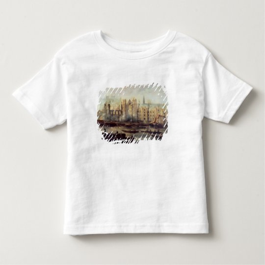 The Burning of the Houses of Parliament Toddler T-shirt