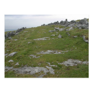 The Burren 3 Postcard