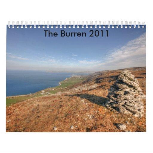 The Burren Calendar