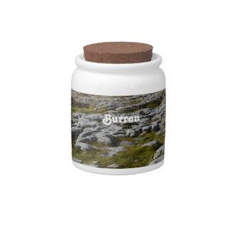 The Burren Candy Jar