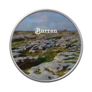 The Burren Jelly Belly Candy Tin