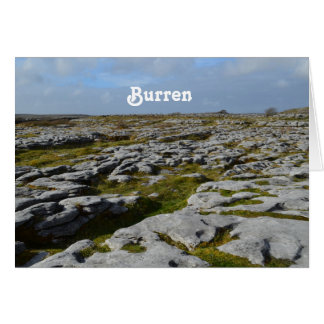 The Burren Greeting Cards