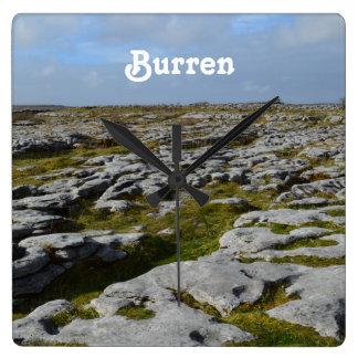 The Burren Wallclock