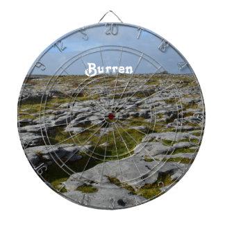The Burren Dart Board