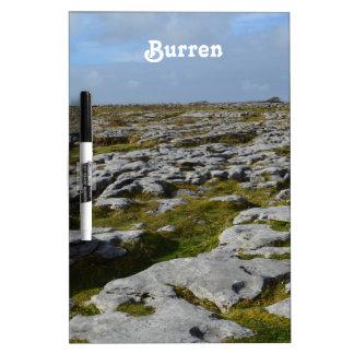 The Burren Dry Erase Whiteboard