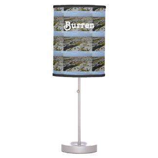 The Burren Table Lamps