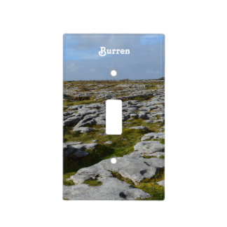 The Burren Switch Plate Cover