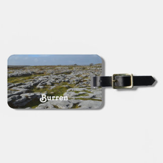 The Burren Luggage Tags