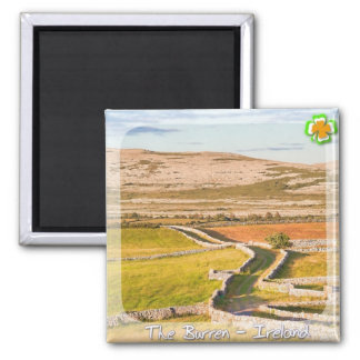 The Burren Fridge Magnets
