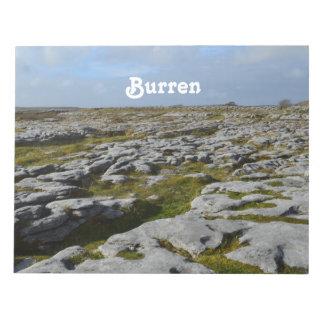 The Burren Memo Note Pad