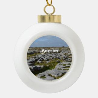 The Burren Ornament
