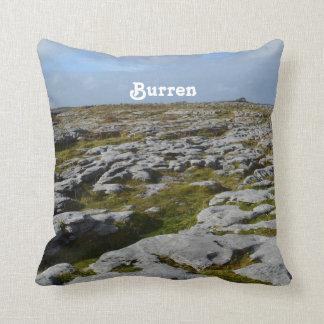 The Burren Throw Pillows