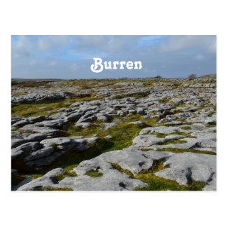 The Burren Post Cards