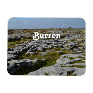 The Burren Rectangular Magnets
