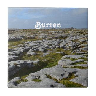 The Burren Tiles
