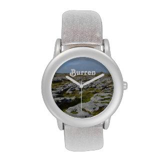 The Burren Watches