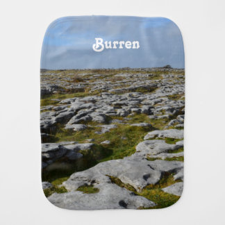 The Burren Burp Cloth