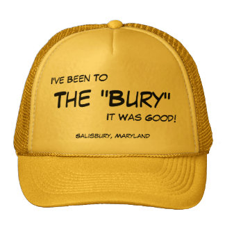 The Bury Trucker Hat