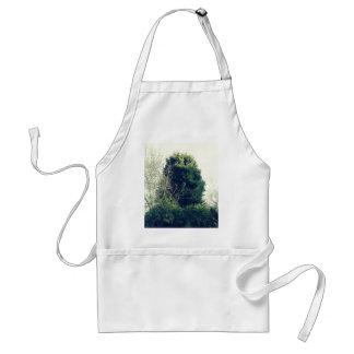 The bush adult apron
