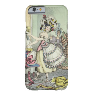 The Bustle, published by Thomas McLean, London (co Barely There iPhone 6 Case