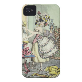 The Bustle, published by Thomas McLean, London (co iPhone 4 Case-Mate Case