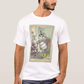 The Bustle, published by Thomas McLean, London (co T-Shirt