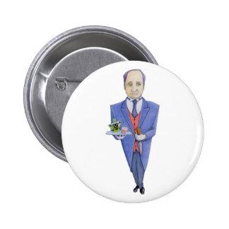 The Butler Button