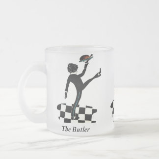 The Butler Frosted Mug