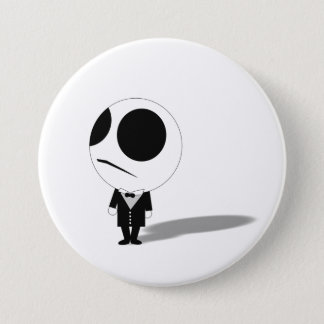 The Butler Pinback Button