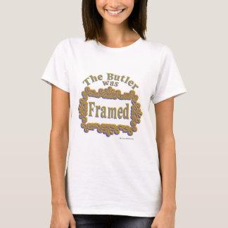 The Butler Was Framed! T-Shirt