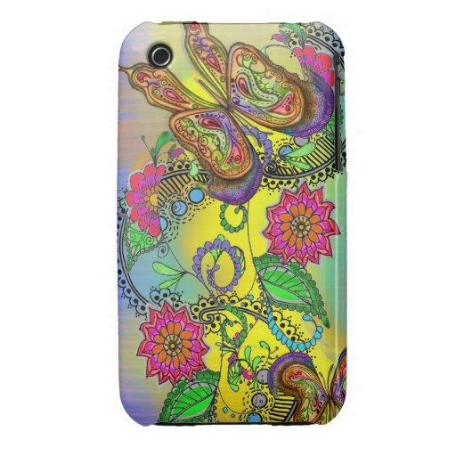 The Butterfly Ballet Case-Mate iPhone 3 Case