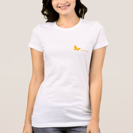 The Butterfly Bridge Logo Bella T-Shirt