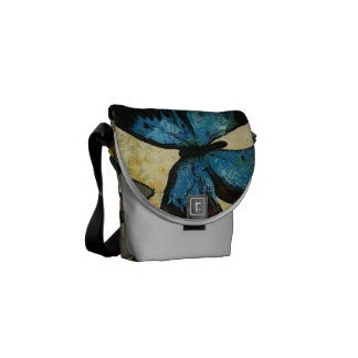 The Butterfly Collection Courier Bag