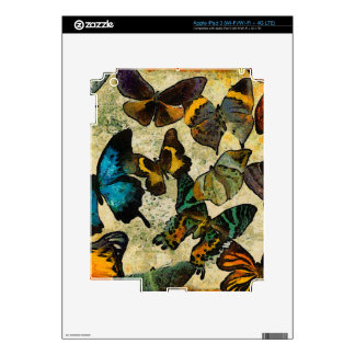 The Butterfly Collection iPad 3 Skin