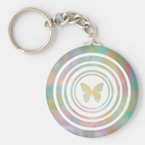The Butterfly Effect Keychain