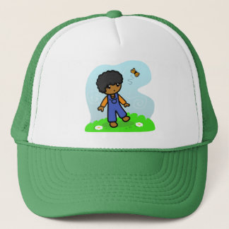 The Butterfly Gazer 3 Hat
