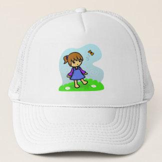 The Butterfly Gazer Hat