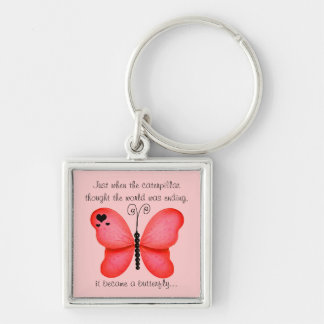 The Butterfly Keychain